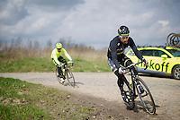 Paris-Roubaix recon 2016
