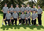 4-25-17, Huron High School boy's golf team