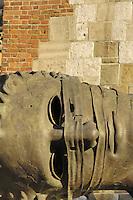 Poland, Krakow, Statue, Rynek Glowny, Grand Square,