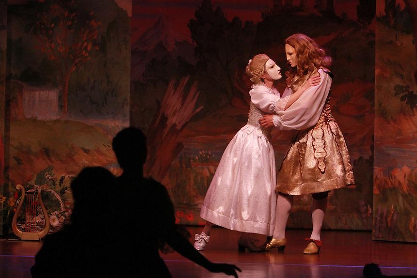 Haymarket  Opera presents La Descente d' Orphee aux Enfers