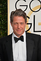 Hugh Grant at the 74th Golden Globe Awards  at The Beverly Hilton Hotel, Los Angeles USA 8th January  2017<br /> Picture: Paul Smith/Featureflash/SilverHub 0208 004 5359 sales@silverhubmedia.com