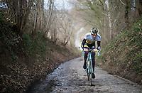 Ronde van Vlaanderen 2016 recon/training