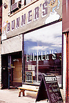 Bunner's bake shop at the Junction neighbourhood, Toronto, Canada