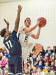 East Catholic @ Wethersfield Varsity Boys Basketball 2014-15