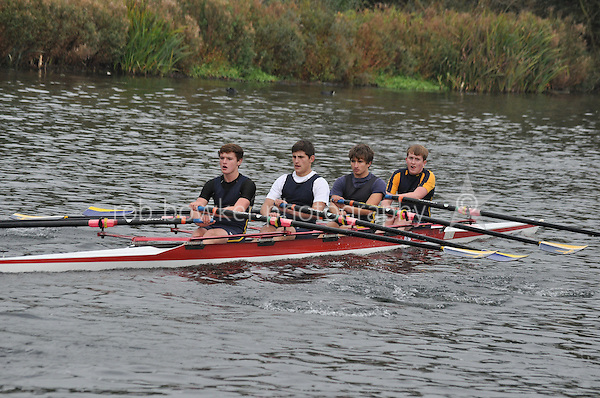 183 RBL .Reading Rowing Club Small Boats Head 2011. Tilehurst to Caversham 3,300m downstream. Sunday 16.10.2011
