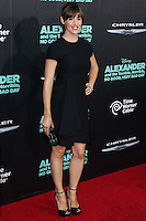 """World Premiere Of Disney's """"Alexander And The Terrible, Horrible, No Good, Very Bad Day"""""""