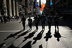 Thousands attend annual Veterans Day parade in New York
