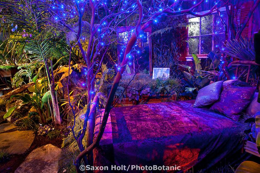 """Transformation"" - garden design by Nathan Beeck & Juan Chavez; San Francisco Flower and Garden Show 2015"
