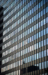 Reflection of sky at dawn in modern glass facade<br /> <br /> Reflejo del cielo por la puesta del sol en una fachada den vidrio moderna<br /> <br /> Reflektion des Abendhimmels in einern modernen Glasfassade<br /> <br /> 2716 x 1742 px<br /> Original: 35 mm slide transparancy