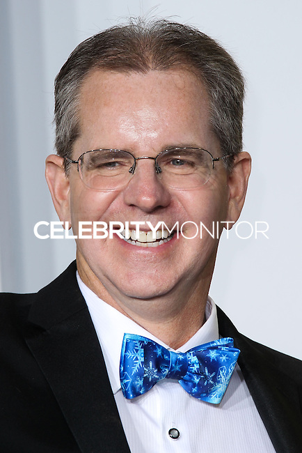 HOLLYWOOD, LOS ANGELES, CA, USA - MARCH 02: Chris Buck at the 86th Annual Academy Awards - Press Room held at Dolby Theatre on March 2, 2014 in Hollywood, Los Angeles, California, United States. (Photo by Xavier Collin/Celebrity Monitor)