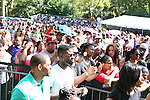 Atmosphere at WBLS 5th Annual R&B Fest at Central Park SummerStage, NY