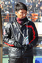 Yeong-un Park (Oita), JANUARY 7, 2012 - Football /Soccer : 90th All Japan High School Soccer Tournament semi-final between Oita 1-2 Ichiritsu Funabashi at National Stadium, Tokyo, Japan. (Photo by YUTAKA/AFLO SPORT) [1040]