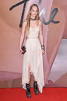 Jean Campbell at the Fashion Awards 2016 at the Royal Albert Hall, London. December 5, 2016<br /> Picture: Steve Vas/Featureflash/SilverHub 0208 004 5359/ 07711 972644 Editors@silverhubmedia.com