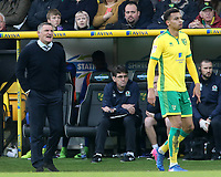 Blackburn Rovers manager Tony Mowbray looks on from the touchline<br /> <br /> Photographer David Shipman/CameraSport<br /> <br /> The EFL Sky Bet Championship - Norwich City v Blackburn Rovers - Saturday 11th March 2017 - Carrow Road - Norwich<br /> <br /> World Copyright &copy; 2017 CameraSport. All rights reserved. 43 Linden Ave. Countesthorpe. Leicester. England. LE8 5PG - Tel: +44 (0) 116 277 4147 - admin@camerasport.com - www.camerasport.com
