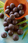Photos &amp; pictures of the renowned Brazilian acai berries the super fruit anti oxident from the Amazon. Acai berries has been used to help weight loss. Stock-fotos