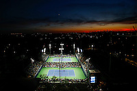 People watch the game at the USTA Billie Jean King National Center during the US Open 2014 tennis tournament in New York.  08.29.2014. VIEWpress