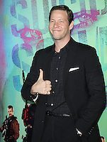 NEW YORK, NY-August 01: Ike Barinholtz  at Warner Bros. Pictures & DC, Atlas Entertainment  presents the World Premiere of Suicide Squad  at the Beacon Theatre in New York. NY August 01, 2016. Credit:RW/MediaPunch