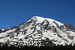 Various views of Mt. Rainier. Mount Rainier is a heavily glaciated, dormant volcano surrounded by alpine parks. The 14,411 foot volcano which covers 228,480 acres was designated a National Park in 1899. Washington. Jim Bryant Photo. ©2014. All Rights Reserved.