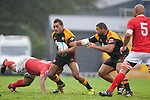 IRB Pacific Rugby Cup game played between the Chiefs Development XV and Tonga A at Bayer Growers Stadium, Pukekohe on Friday March 4th, 2011..The Chiefs Development XV won 50 - 13.