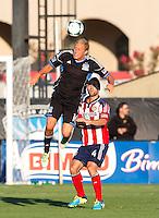 San Jose Earthquakes vs. CD Chivas USA, August 3, 2013