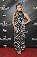 "NEW YORK, NY - June 23: Chloe Grace Moretz attends Logo's  2016 ""Trailblazer Honors""June 23, 2016 at The Cathedral of St. John the Divine  in New York City .  Photo Credit: John Palmer/ MediaPunch"