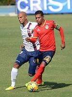 Uniautónoma vs Unión Magdalena, Copa Postobón 2014. 09-07-2014