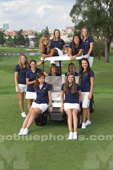 2012-13 Women's Golf