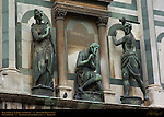Beheading of John the Baptist Danti South Doors Baptistry of San Giovanni Florence