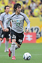 Suguru Hashimoto (FC Gifu),JUNE 12th, 2011 - Football :2011 J.League Division 2 match between JEF United Ichihara Chiba 3-1 FC Gifu at Fukuda Denshi Arena in Chiba, Japan. (Photo by Hiroyuki Sato/AFLO)