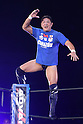 Yuji Nagata,AUGUST 14, 2010 - Pro Wrestling :New Japan Pro-Wrestling event at Ryogoku Kokugikan in Tokyo, Japan. (Photo by Yukio Hiraku/AFLO)