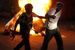 Social conflict in Haiti