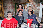 Ladies night out at Finnegan's on Saturday Pictured front l-r Theresa Mccarthy, Frances Mccarthy, Berni Hurley. Back l-r Caroline McCaul, Theresa Nevin and Deirdre O'sullivan