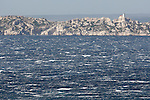 HIGH WIND AREA-50 KNOTS ON MARSEILLE