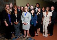 UWRF McNair Scholars 2012.