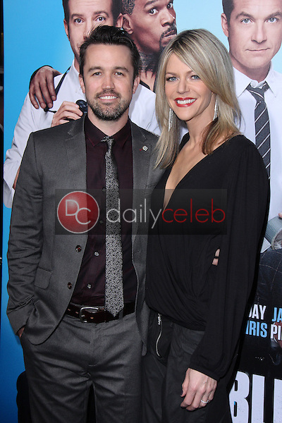 Rob McElhenney, Kaitlin Olsen<br /> at the &quot;Horrible Bosses 2&quot; Los Angeles Premiere, TCL Chinese Theater, Hollywood, CA 11-20-14<br /> David Edwards/DailyCeleb.com 818-249-4998