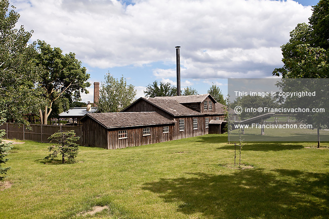 Stony Creek (VA) United States  city photos gallery : Stony Creek sawmill of the Henry Ford Museum and Greenfield Village ...