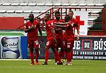 Rionegro Águilas venció 2-1 a Once Caldas, en Manizales. Fecha 4 Liga Águila II-2016.