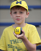 The University of Michigan Baseball team beat Toledo, 7-0, at the Wilpon Baseball Complex in Ann Arbor, Mich., on May 8, 2013.