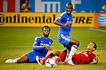 USA-NewYork-Soccer Match Chelsea FC Vs Paris Saint-Germain FC in New York