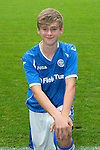 St Johnstone FC Academy Under 15's<br /> Kyle Woolley<br /> Picture by Graeme Hart.<br /> Copyright Perthshire Picture Agency<br /> Tel: 01738 623350  Mobile: 07990 594431