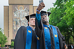 5.17.15 Commencement 1.JPG by Matt Cashore/University of Notre