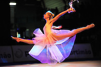 Nela Radimeska of Czech Republic performs gala at 2009 World Cup at Portimao, Portugal on April 19, 2009.  (Photo by Tom Theobald).