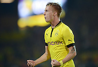 FUSSBALL   1. BUNDESLIGA   SAISON 2012/2013   1. SPIELTAG Borussia Dortmund - SV Werder Bremen                  24.08.2012      Marco Reus (Borussia Dortmund) bejubelt seinen Treffer zum 1:0