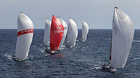 ITALY, Sardinia, Cagliari, AUDI MedCup, 21st September 2010,  Region of Sardinia Trophy,.