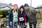 At the third annual Kerins O'Rahillys 10k will be run in memory of Pat Healy were Cindy O'Shea, Sabrina Caffery and Joe Walsh