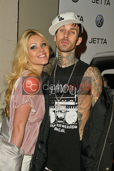 Travis Barker and date