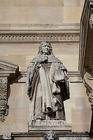 Charles-Louis de Secondat, baron de La Brède et de Montesquieu, 1689 - 1755, French social commentator and political thinker, Louvre Museum, Paris, France Picture by Manuel Cohen