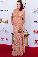 PASADENA, CA, USA - OCTOBER 10: Vannessa Vasquez arrives at the 2014 NCLR ALMA Awards held at the Pasadena Civic Auditorium on October 10, 2014 in Pasadena, California, United States. (Photo by Celebrity Monitor)