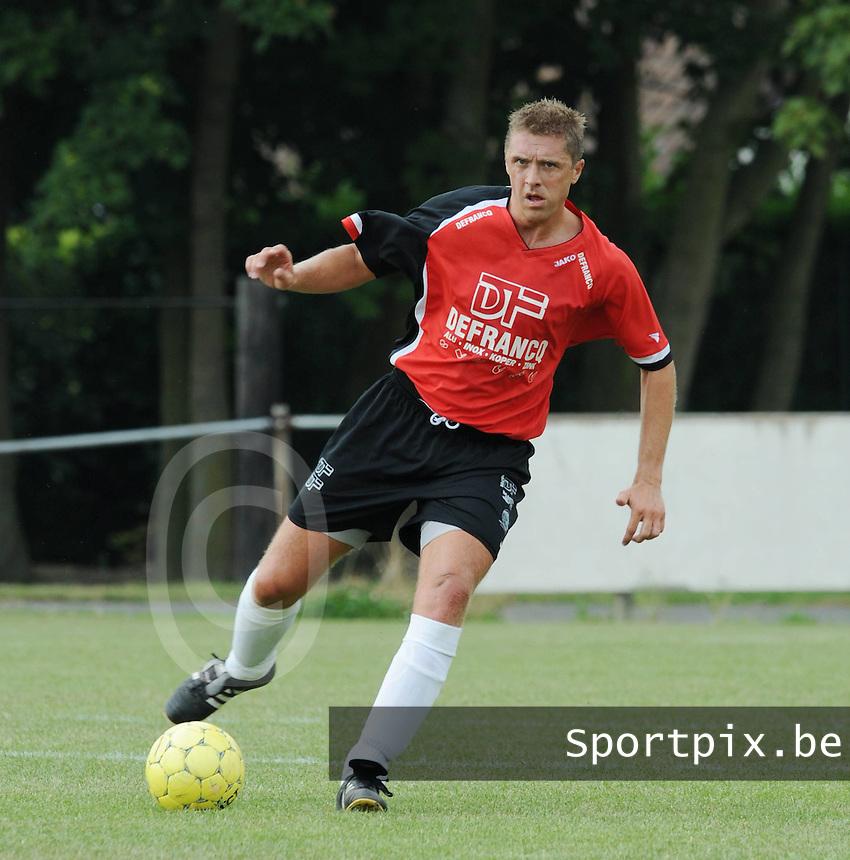 Winkel Sport : Fanny Schamp..foto VDB / BART VANDENBROUCKE
