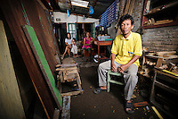 Portraits of Jongaya - Leprosy in Makassar, Sulawesi